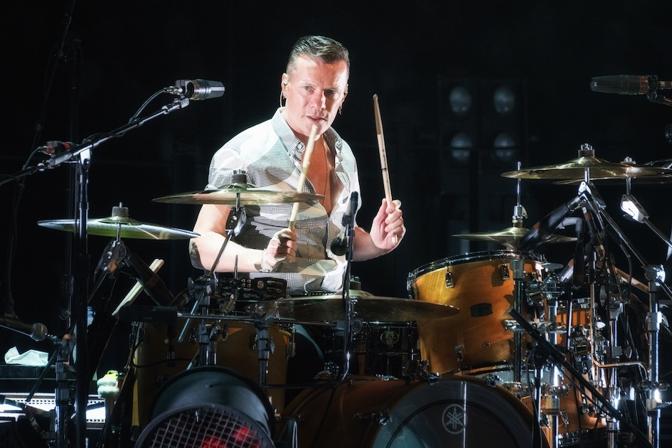 U2 – Larry Mullen Jr.