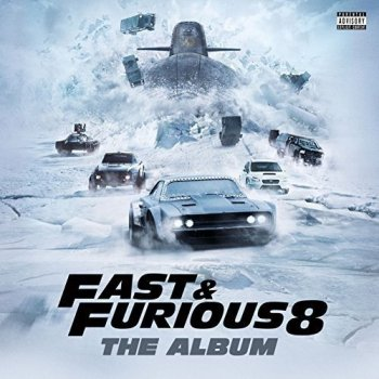 Various Artists - Fast & Furious 8: The Album Artwork