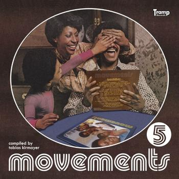 Various Artists - Movements 5 Artwork
