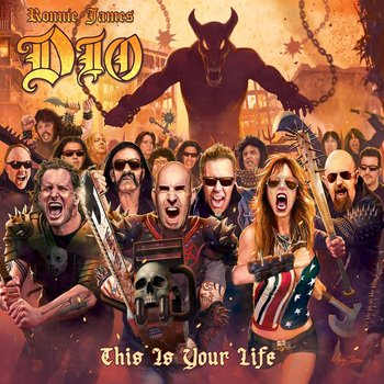 Various Artists - Ronnie James Dio - This Is Your Life