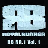 Various Artists - RoyalBunker Nr.1 Vol.1 Artwork