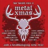 Various Artists - We Wish You A Metal Xmas And A Headbanging New Year Artwork