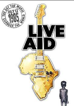 Various Artists - Live Aid Artwork