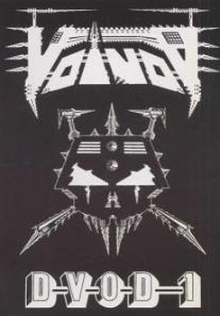 Voivod - D-V-O-D-1 Artwork