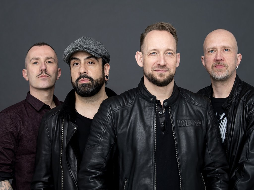 Michael tattoos volbeat poulsen Who Is