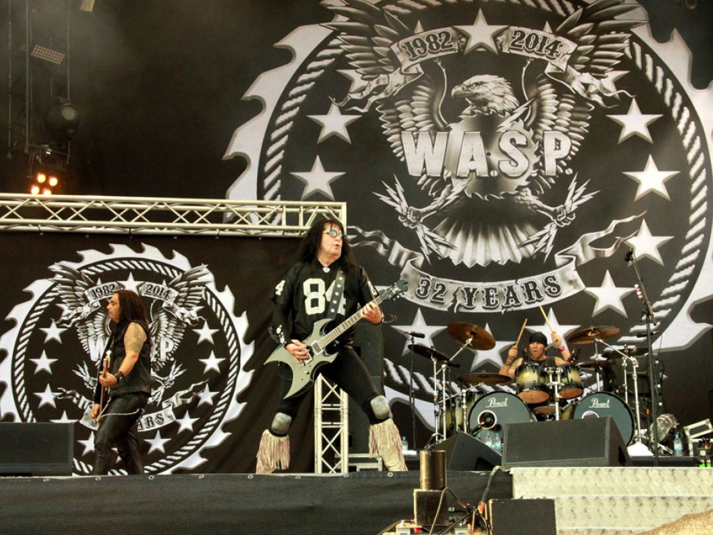 W.A.S.P. Albums Ranked   Return of Rock