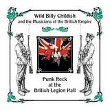 Wild Billy Childish - Punk Rock At The British Legion Hall Artwork