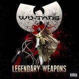Wu-Tang Clan - Legendary Weapons Artwork