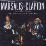 Wynton Marsalis & Eric Clapton - Live From Jazz At Lincoln Center Artwork