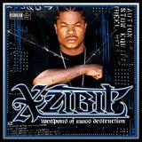 Xzibit - Weapons Of Mass Destruction Artwork
