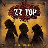 ZZ Top - La Futura Artwork