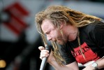 In Flames live bei Rock Am Ring, Live bei Rock Am Ring | © laut.de (Fotograf: Tobias Herbst)