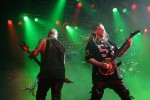 Unholy Alliance-Tour 2008., Slayer in Offenbach | © laut.de (Fotograf: Michael Edele)