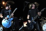 Power satt: Foo Fighters.|© laut.de (Fotograf: Peter Wafzig)