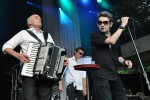 The Pogues und Elvis Costello,  | © laut.de (Fotograf: Giuliano Benassi)