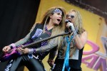 Steel Panther, Rock am Ring 2012.|© laut.de (Fotograf: Bjørn Jansen)