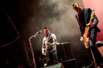 The Gaslight Anthem, Anti-Flag und Co,  | © laut.de (Fotograf: Lars Krüger)