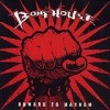 Bonehouse - Onward To Mayhem: Album-Cover