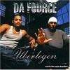 Da Fource - Überlegen: Album-Cover