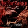 The Forsaken - Arts Of Desolation: Album-Cover