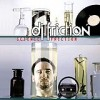 DJ Friction - Science Friction: Album-Cover