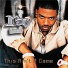 Ray J - This Ain't A Game: Album-Cover