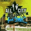 All City Allstars feat. Spax - Schattenkrieger: Album-Cover
