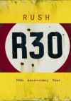 Rush - 'R 30 - 30th Anniversary World Tour' (Cover)