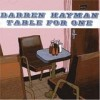 Darren Hayman - Table For One: Album-Cover