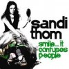 Sandi Thom - Smile ... It Confuses People: Album-Cover