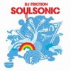 DJ Friction - Soul Sonic: Album-Cover