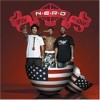 N.E.R.D. - Fly Or Die: Album-Cover