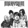 Maryslim - Split Vision: Album-Cover