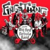Fingathing - And The Big Red Nebula Band: Album-Cover