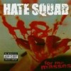 Hate Squad - H8 For The Masses: Album-Cover