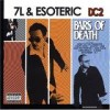 7L And Esoteric - DC2: Bars Of Death: Album-Cover