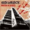 Sid LeRock - Written In Lipstick: Album-Cover