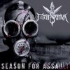 8 Foot Sativa - Season For Assault: Album-Cover
