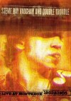 Stevie Ray Vaughan - 'Live At Montreux 1982 & 1985' (Cover)