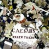 Caesars - Paper Tigers: Album-Cover