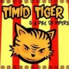 Timid Tiger - 'Timid Tiger & A Pile Of Pipers' (Cover)