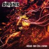 Drone - Head-On Collision: Album-Cover