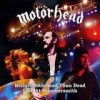Motörhead - 'Better Motörhead Than Dead - Live At Hammersmith' (Cover)