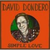 David Dondero - Simple Love: Album-Cover