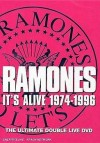 Ramones - 'It's Alive 1974-1996' (Cover)