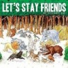 Les Savy Fav - Let's Stay Friends: Album-Cover