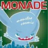 Monade - Monstre Cosmic: Album-Cover