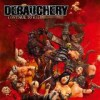 Debauchery - Continue To Kill: Album-Cover