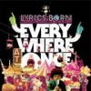 Lyrics Born - Everywhere At Once: Album-Cover