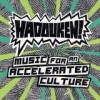 Hadouken! - Music For An Accelerated Culture: Album-Cover